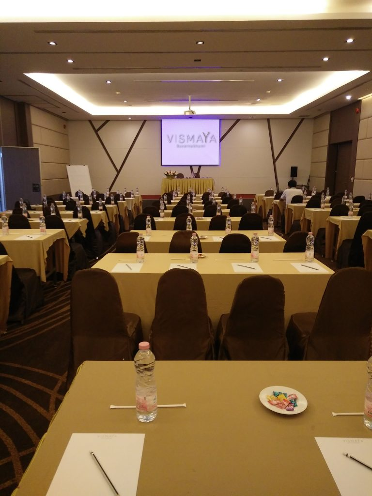 Meetings & EventsClass room Vismaya