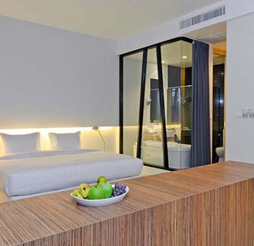 Vismaya Suvarnabhumi : Executive Suite