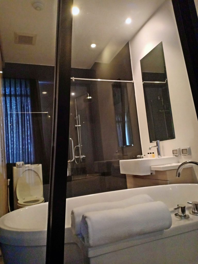 Executive Suite RoomBath Room